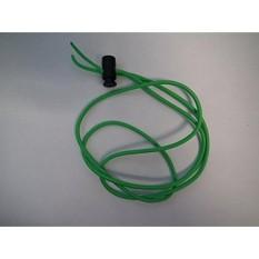 Renang Bungee Goggle Strap 3.22mm Tebal (neon Hijau)-Intl