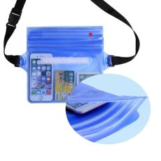 Renang Waterproof Underwater Diving Pinggang Tas Kantong Kering untuk Mobile Phone-Intl