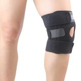 Sx524 Silicone 4 Spring Knee Pads Knee Lengan Dukungan Patella Guard Hitam Not Specified Diskon 40