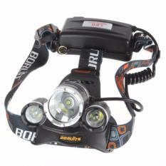 Toko T6 High Power Headlamp Cree Xm L T6 5000 Lumens Online Di Indonesia