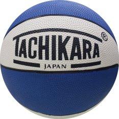 Beli Tachikara Rubber Basket Ball Biru Seken