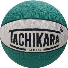 Beli Tachikara Rubber Basket Ball Hijau Kredit Indonesia