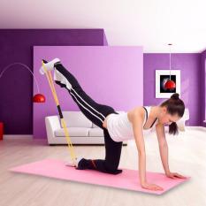 Beli Tali Bantu Otot Gym Fitness Resistance Yoga Pilates Stretch Rope Ball Cicilan