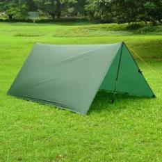 Toko Tarp Tent Flysheet 3X3M Tiang Pole Terlaris Terlengkap