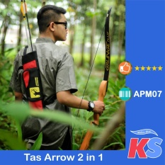 Spesifikasi Tas Arrow 2 In 1 Murah
