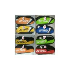 Harga Tas Badminton Raket Yonex 3 Sleting Triple Multi