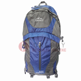 Harga Tas Luminox 5036 50L Tas Gunung Hiking Backpack Bag Cover Biru Baru