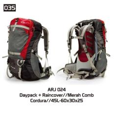 Tas Outdoor Gunung 45 Liter Carier Hiking Model Eiger C Berkualitas