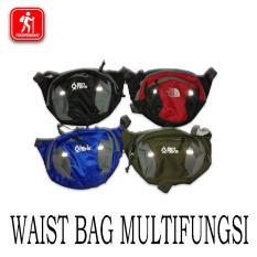 Jual Tas Pinggang Waist Bag Multifungsi Survival Case Indonesia