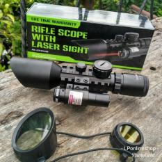 Telescope M9 LS3-10X42E/Riflescope With Laser Sight M9