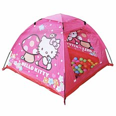 Allunique Tenda Anak Karakter Hello Kitty Allunique Diskon 30