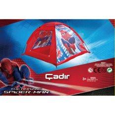 Allunique Tenda Anak Karakter - Spiderman