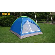Harga Tenda Camping 2 Orang Gunung Pantai Waterproof Tent Baru