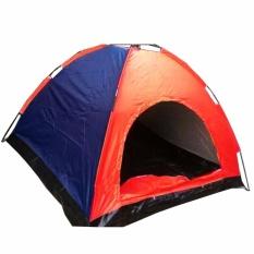 Tenda Camping 4 Orang 200cm X 200cm Random By Toko Kado Unik.