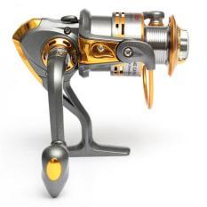 TERBARU DEBAO Top Quality Metal Fishing Spinning Reel 10 Ball Bearing - Rel Gulungan Pancing DB6000-A Original
