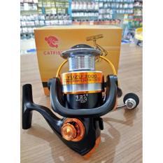 Terbaru/Reel Catfish Yuzu 2000/Yuzu 2000/Gulungan Pancing/Termurah - B97936