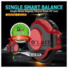 Terbaru...single Wheel Segway, Ukuran Roda 14 Inch By Sumber Rejeki_shop.