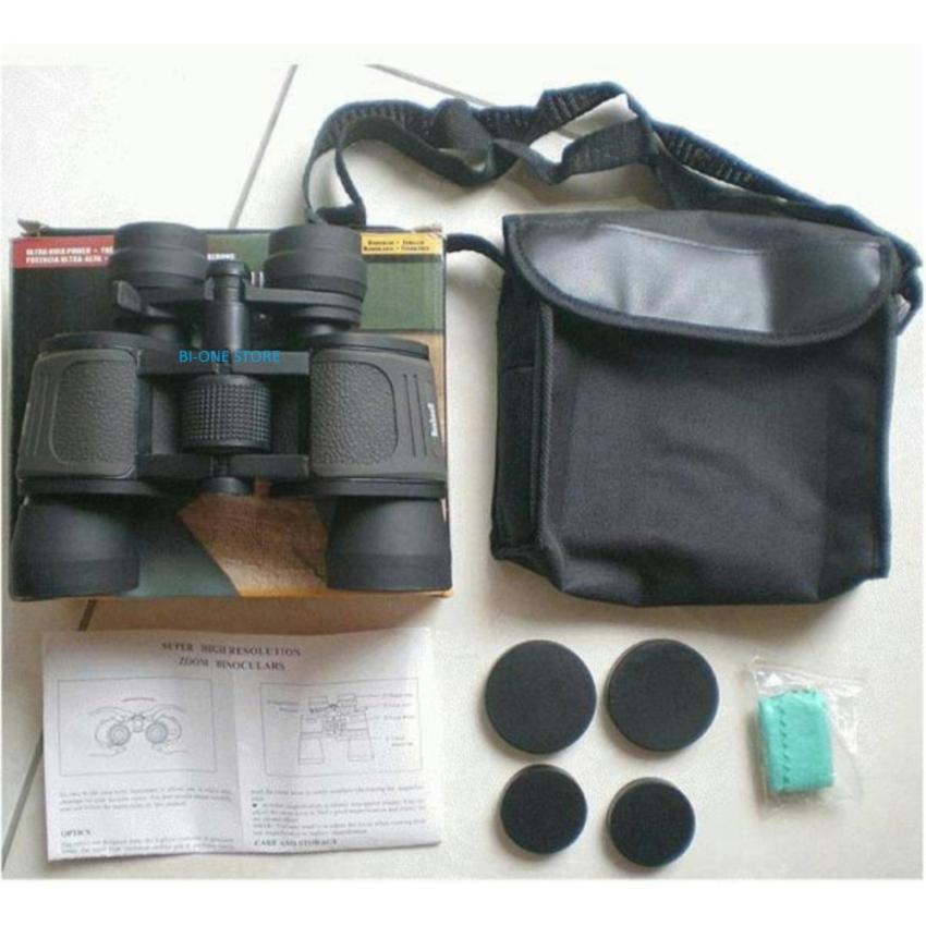 Toko Teropong Binocular Bushnell 10X 20X40 Zoom Murah Indonesia