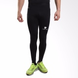 Harga Tiento Baselayer Stretch Legging Celana Ketat Olahraga Gym Yoga Fitness Running Renang Bola Long Pants Black White Original Satu Set