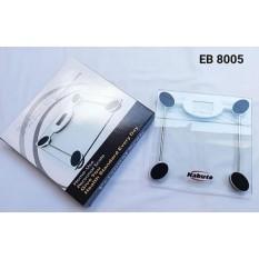 Timbangan Badan Digital Kabuto EB 8005 Murah Obral Diskon Jual Perlengkapan Olahraga - Adha Sport