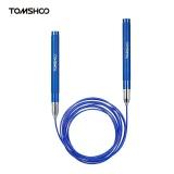Toko Tomshoo Adjustable Speed Jump Rope Ringan Melompat Melompat Tali Kabel Kawat Home Gym Fitness Tinju Latihan Latihan Intl Murah Di Tiongkok