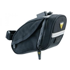 Topeak Aero Wedge DX Pack,-hitam-Intl