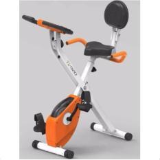 FREE ONGKIR JABODETABEK- Total Fitness - Sepeda Magnetik X-BIKE Sandaran TL-920