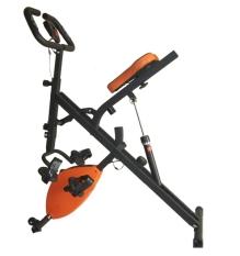 Spesifikasi Total Fitness Sepeda Statis Horse Rider Bike Magnetic X Bike With Hydrolic Lengkap