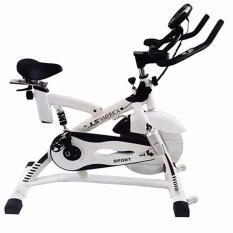 Free Ongkir Total Fitness - Sepeda Statis Spinning Bike + shockbreaker