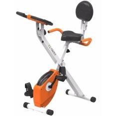 Harga Hemat Total Fitness Sepeda Statis X Bike Tl 920 Multicolor