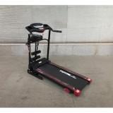 Promo Toko Total Fitness Treadmill Elektrik 3 Fungsi Tl 629 Hitam