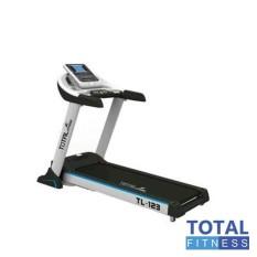 Free Ongkir Se PULAU JAWA Total Fitness Treadmill Elektrik Komersil TL 123 Motor 3.0 HP