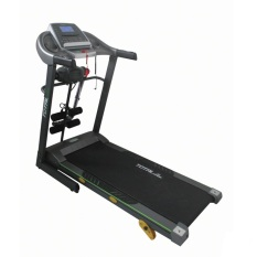 Total Fitness  Treadmill Elektrik TL 288 Motor Dc 2Hp (Horse Power)