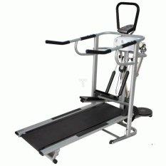 Total Treadmill Manual 6 Fungsi Total TL-2005B - Pengiriman Khusus JABODETABEK & Surabaya
