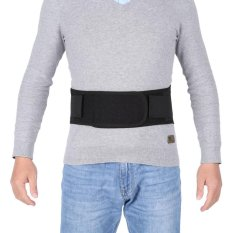 Promo Tourmaline Self Heating Magnetic Therapy Waist Protection Belt Lumbar Support Intl Akhir Tahun