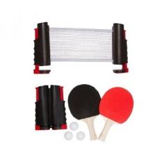 Inovasi Merek Dagang Anywhere Tenis Meja Tenis dengan Dayung dan Bola-Internasional