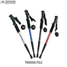 Promo Trekking Pole Tongkat Gunung Model Lurus Tongkat