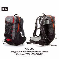 Ulasan Trekking Tas Gunung Outdoor Ransel Daypack 35 Liter Bandung Arj 009