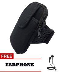 Ulasan Lengkap Tentang Trend S Armband Tas Sport Lengan Double Pouch Uk L Hitam Gratis Handfree Earphone Angels