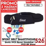 Spesifikasi Trend S Sports Running Pouch Belt 526 Tas Pinggang Olahraga Hitam Gratis Ok Stand Cable Resletting Dan Harga