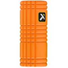 Spesifikasi Trigger Point Therapy The Grid Foam Roller Oranye Trigger Point