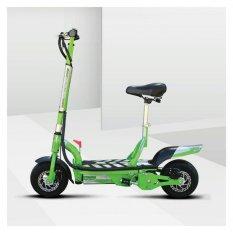 Uberscoot 1000w 36v Electric Scooter - Hijau By Pusat Elektronika.