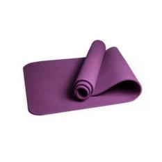 UINN 6mm Tebal TPE Non-slip Yoga Mats untuk Fitness Pilates Latihan Gym Latihan Mat