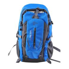 Promo Uinn Mountaineering 40L Air Nylon Shoulder Bag Unisex Perjalanan Hiking Ransel Biru Intl Oem