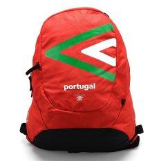 Umbro Tas Ransel Portugal - Large – Merah