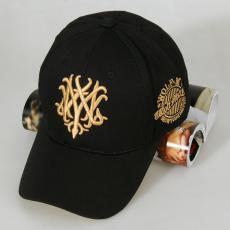 Adapula Olahraga Luar Ruangan Dapat Diatur Jelas Matahari Bola Golf Hat  Hitam + Emas 922fa6d792