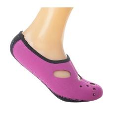 Unisex Ringan 3mm Rendah Memotong Air Shoes Aqua Socks untuk Pantai Luar Ruangan Berenang Surf Yoga