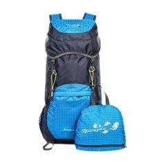 ... Adapula Ultra Professional Luar Ruangan Tahan Air Tas Lipat Climbing Packable Hiking Ransel Perjalanan Ransel Semua