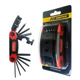 Jual United Bike Tool Kits Set Kunci L 15 In 1 Red Murah Banten
