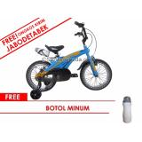 Harga United Sepeda Anak 16 Aero Lite Gratis Ongkir Perakitan Khusus Jabodetabek Yg Bagus